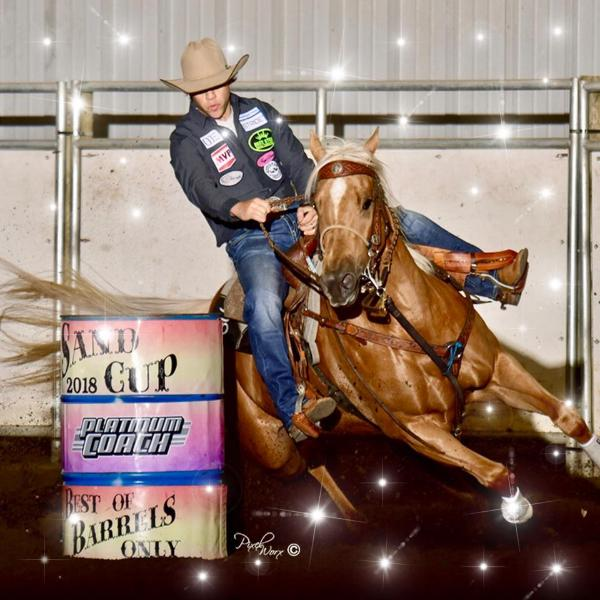 Pete Oen Barrel Horses Home Page